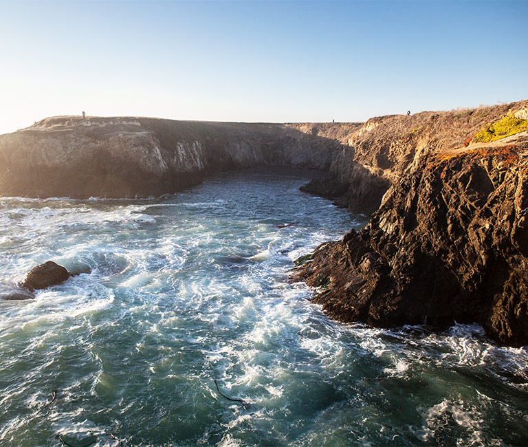 Discover Mendocino Shops, Dining and Attractions